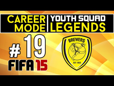 FIFA 15 Career Mode | Burton | Youth Squad Legends | Ep. 19