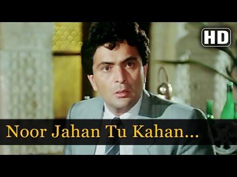 Noor Jahan Tu Kahan - Govinda - Jaya Prada - Item Song - Ghar Ghar Ki Kahani - Bollywood Songs video