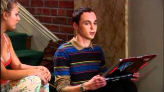 The Big Bang Theory - Sheldon pide a Penny que vuelva con Leonard
