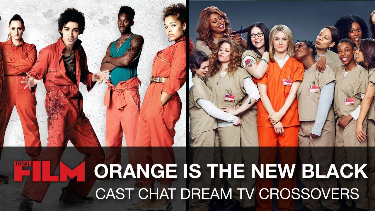 orange is the new black cast chat dream tv crossover youtube