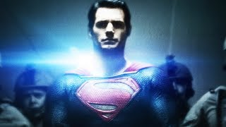 Dredd - Man of Steel Trailer #2 Superman 2013 Movie - Official [HD]