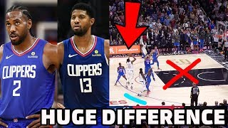 They Lied To US About Paul George & Kawhi Leonard