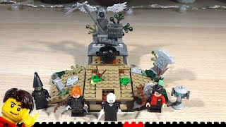 Build ⏩ LEGO Harry Potter Rise of Voldemort 75965 time lapse
