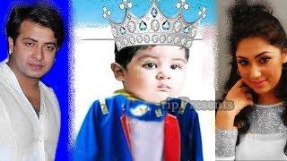 শাকিব খান অপু বিশ্বাস ছেলে জয় সবার রাজকুমার । Apu Biswas Shakib khan Baby Abram Khan Joy Prince