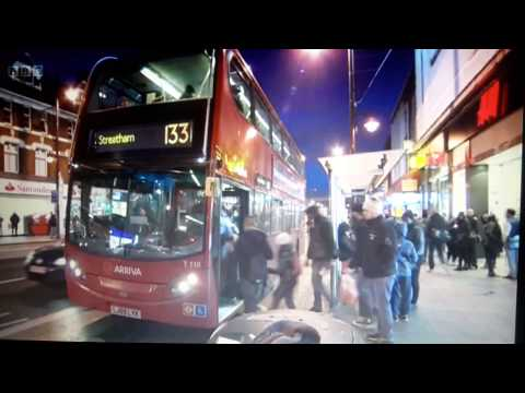 2015 London Bus Strike – BBC London News Report