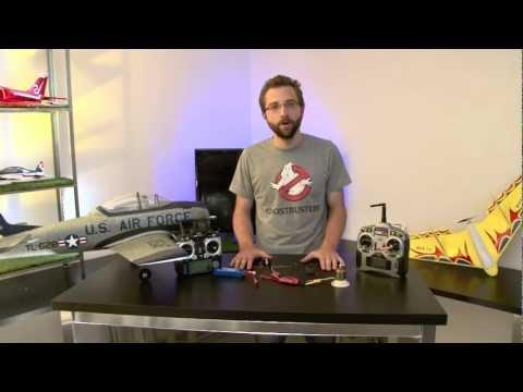 Grundlagen Modellflug Teil 1 by ready2fly.com