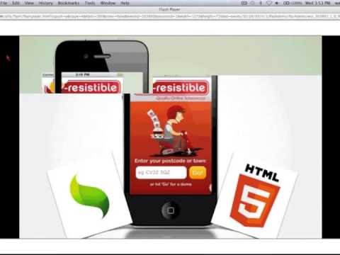 O'Reilly Webcast: Building Mobile HTML5 Apps in Hours, Not Days