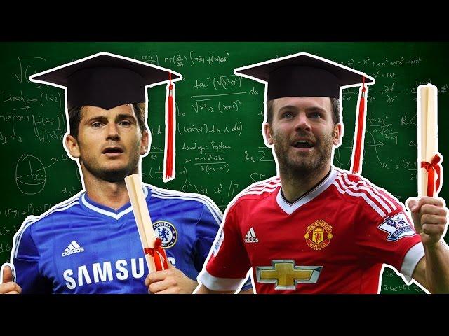Top 10 Most Intelligent Footballers   Mata, Lampard & Cruyff