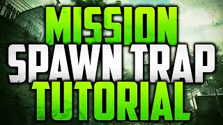 MW3: Mission Spawn Trap TutorialHow To Spawn Trap On Mission