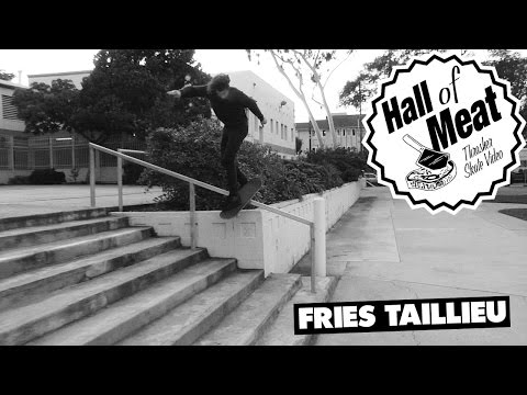 Hall of Meat: Fries Taillieu