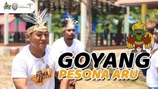 Official Video Goyang Pesona Aru (Beta Jargaria Dance, Eno Smaper, Bryan Apalem)