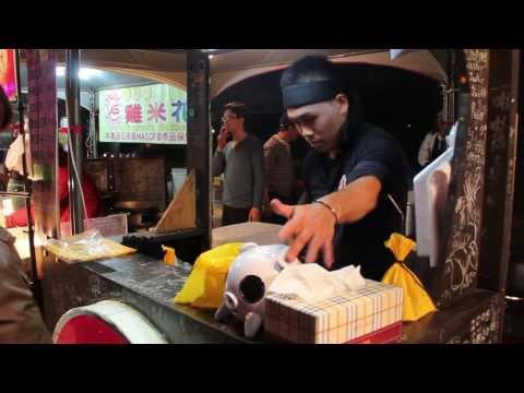 Taiwan Video Journal Pt. 1: street food