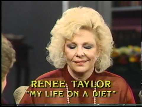 Renee Taylor and Dr. Ruth talk diets and kinky sex