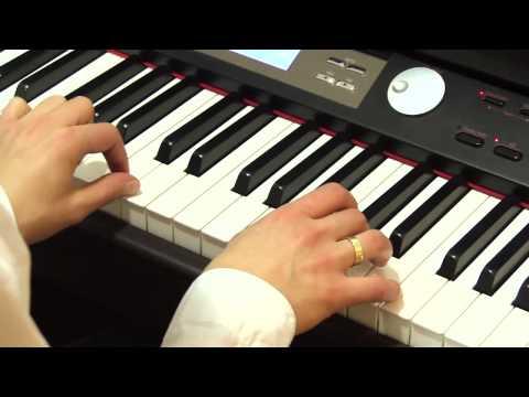 J. S. Bach - Preludium C-dur - Jak Zagrać Na Pianinie Bez Znajomości Nut