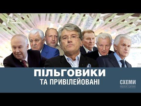 Пільговики та привілейовані || Сергій Андрушко («СХЕМИ»)