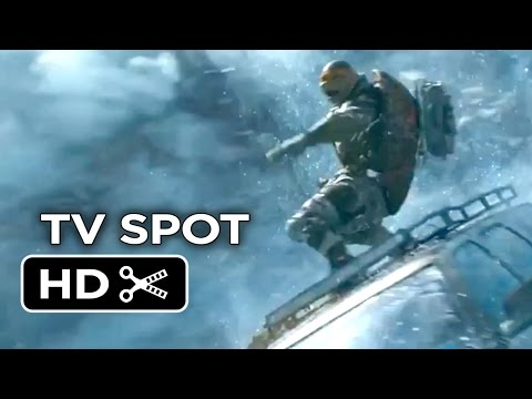 Teenage Mutant Ninja Turtles TV SPOT - Hidden (2014) - Whoopi Goldberg Action Adventure HD