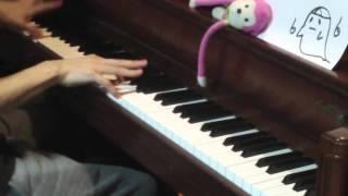【ピアノ】 「ゴーストルール」 を弾いてみた 【Ghost Rule】