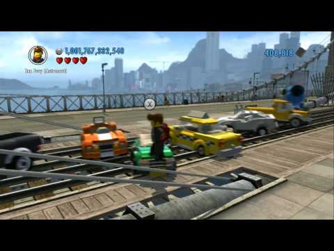LEGO City Undercover - Explosive Fun With Locomotives