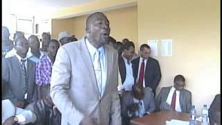 VIDEO: Haiti - Thierry Mayard Paul KONT Arnel Belizaire nan BCED - Part 2
