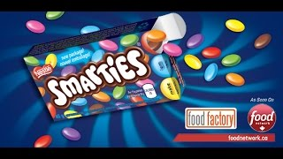 Smarties on Food Factory