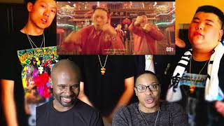 Higher Brothers x Famous Dex - Made In China (REACTION!!!)
