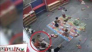 PLO - Trưởng phòng nói về vụ cô giáo mầm non đánh trẻ