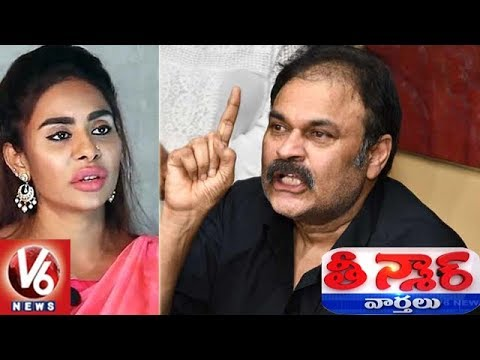 Nagababu Fires On Sri Reddy For Abusing Pawan Kalyan | Teenmaar News | V6 News