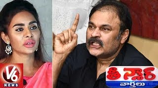 Nagababu Fires On Sri Reddy For Abusing Pawan Kalyan | Teenmaar News