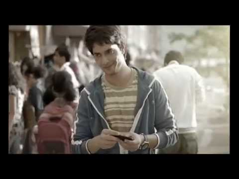 BlackBerry new 7 OS TVc advertisement - Greet...