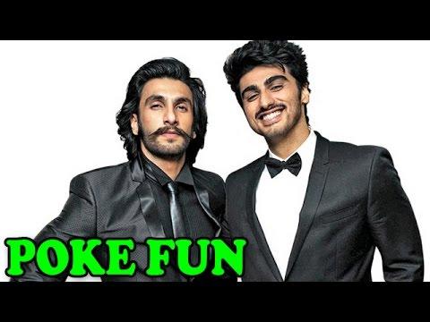 Ranveer Singh and Arjun Kapoor poke fun at Aamir Khan | Bollywood News