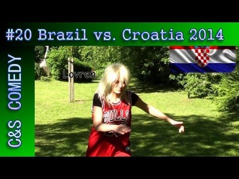 C&S COMEDY #20: Brazil vs. Croatia Penalty Kick