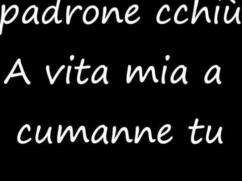Stupida Avventura   Nino D'Angelo TESTO