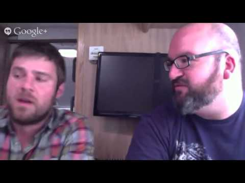 Maker Faire Hangout LIVE With Iso and Jerry James Stone