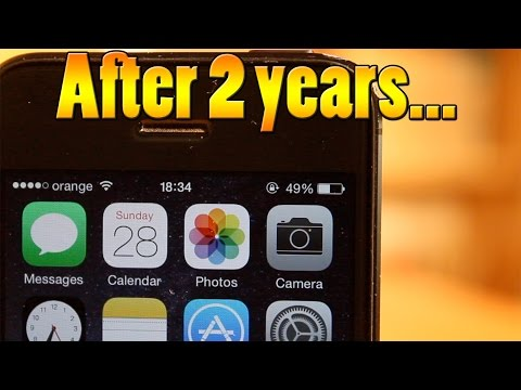 iPhone 5 Review - After 2 years!
