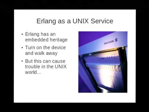 "Erlang in production: ""I wish I'd known that when I started"" - Bernard Duggan"