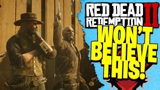 YOU WON'T BELIEVE THIS WAY TO MAKE MONEY IN RED DEAD REDEMPTION 2 ONLINE | RDR2 EASY MONEY!