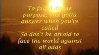 Yolanda Adams- Never give up (lyrics)
