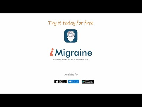 iMigraine - migraine tracker screenshot for Android