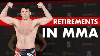 Is Retirement Meaningless In MMA?