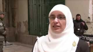 هذه قصتي.. هنادي الحلواني ناشطة بالمسجد الأقصى