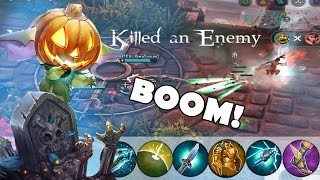 CP Jungle Petal - BLOW PEOPLE UP | Vainglory