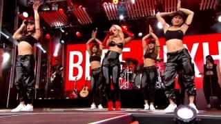 Bebe Rexha No Broken Hearts Live Jimmy Kimmel Live
