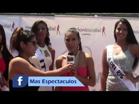 Candidatas A Miss Peru Universo Tacna 2016, Nota De +E