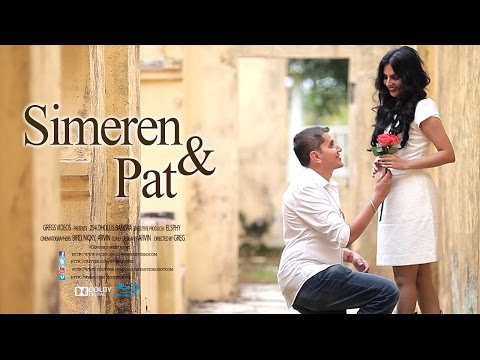 Most Romantic Punjabi Wedding Dec 2014 of Dr. Simeren & Pat