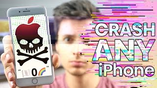 This Text Will CRASH ANY iPhone!