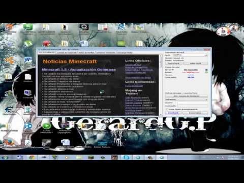 [ACTUALIZADO] Descargar Minecraft + Launcher Fenix [Todas las Versiones]