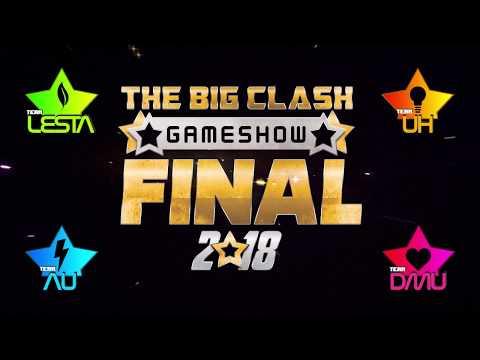 #TheBigClash Final 2018 [Trailer] - Sci Fi Theme