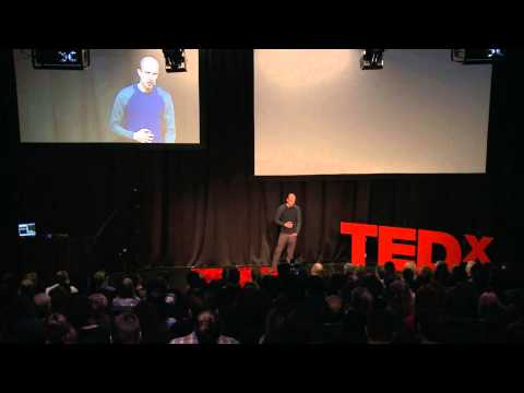 Breaking Outside of Your Friends List | Alan Schaaf | TEDxWellington