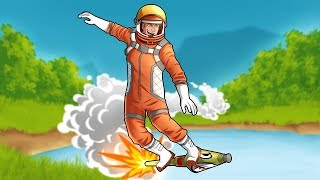 FORTNITE - RANDOM & FUNNY MOMENTS! #10 (Rocket Riding, Epic Moments!)