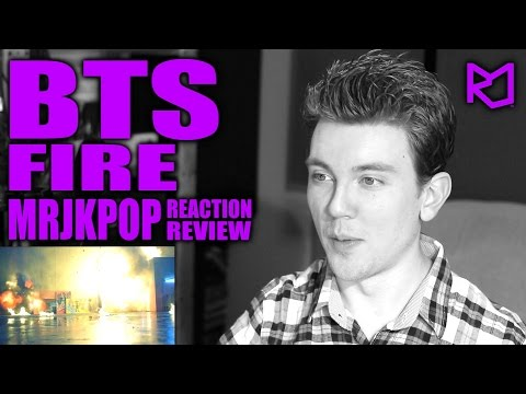 download lagu BTS FIRE Reaction / Review Korean Subs - gratis